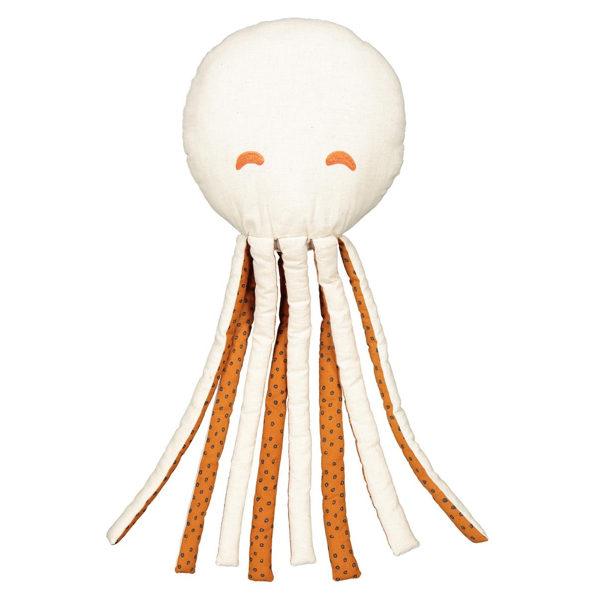 Подушка-осьминог La Redoute Pioli единый размер бежевый