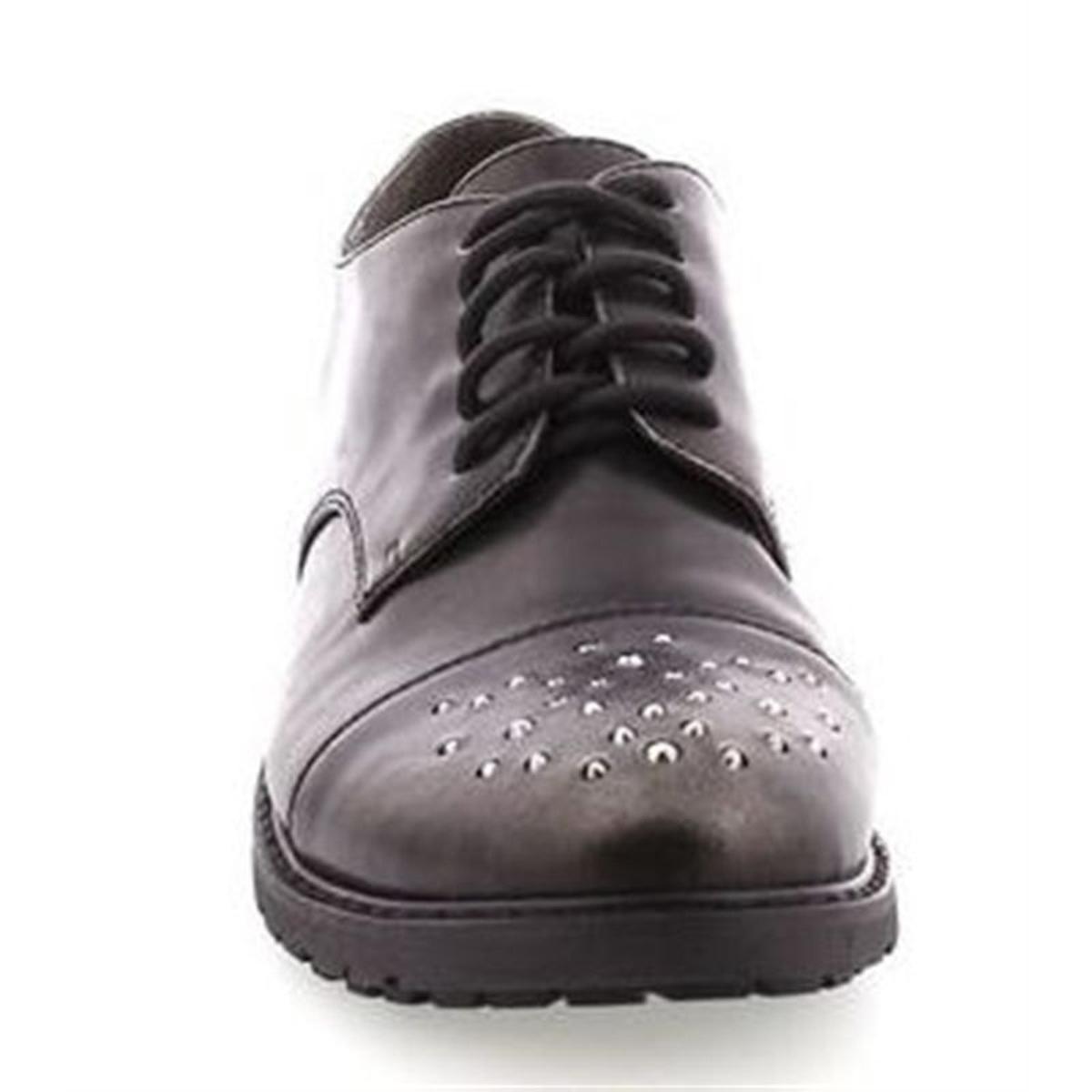 chaussures à lacets simili cuir