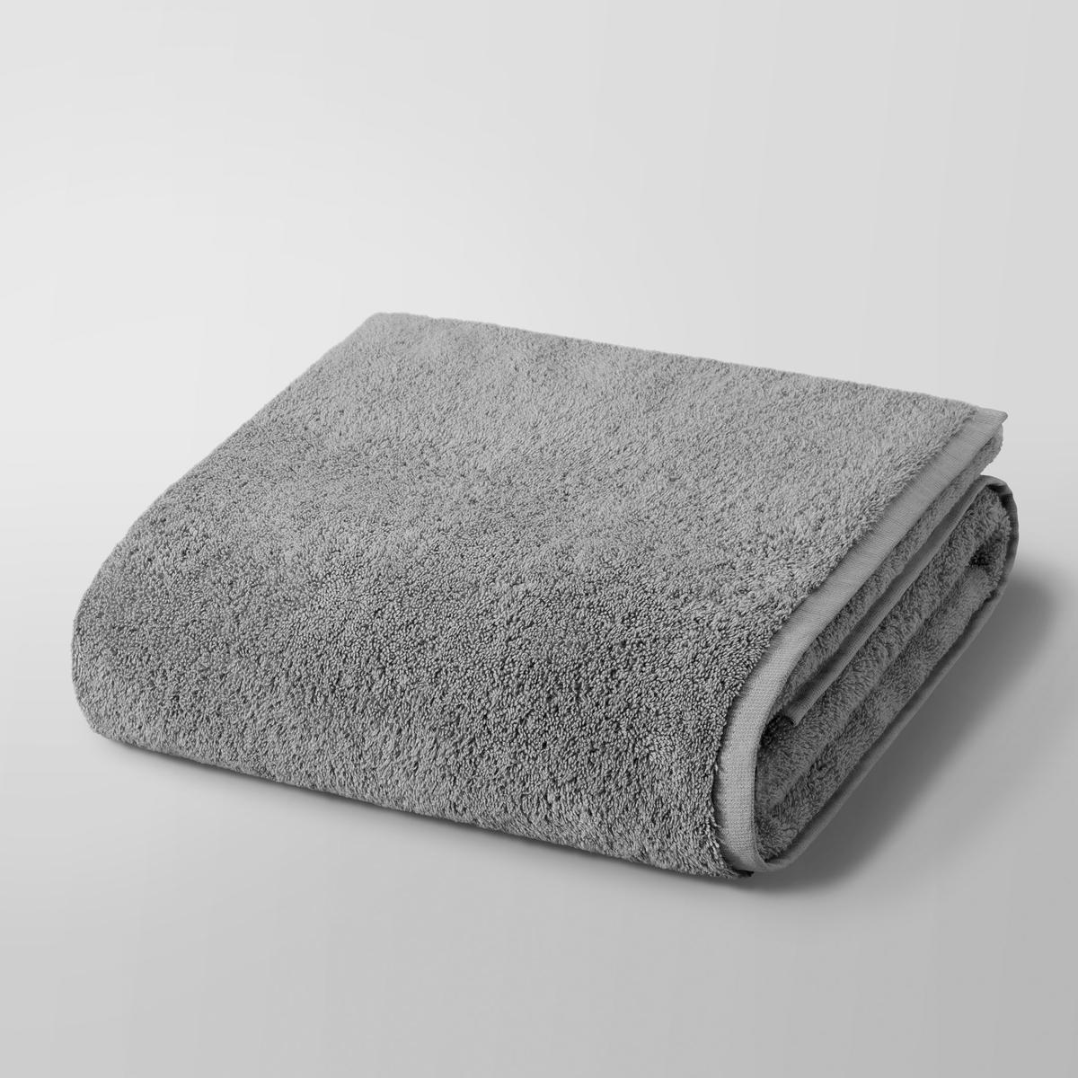 Полотенце для душа макси Gilbear, 100% хлопок<br><br>Цвет: светло-серый