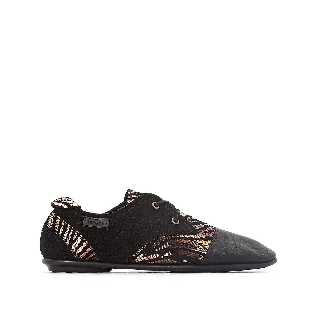 Ботинки-дерби кожаные Swing ботинки дерби под кожу питона