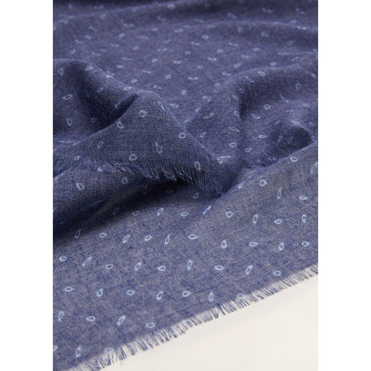 Foulard micro paisley