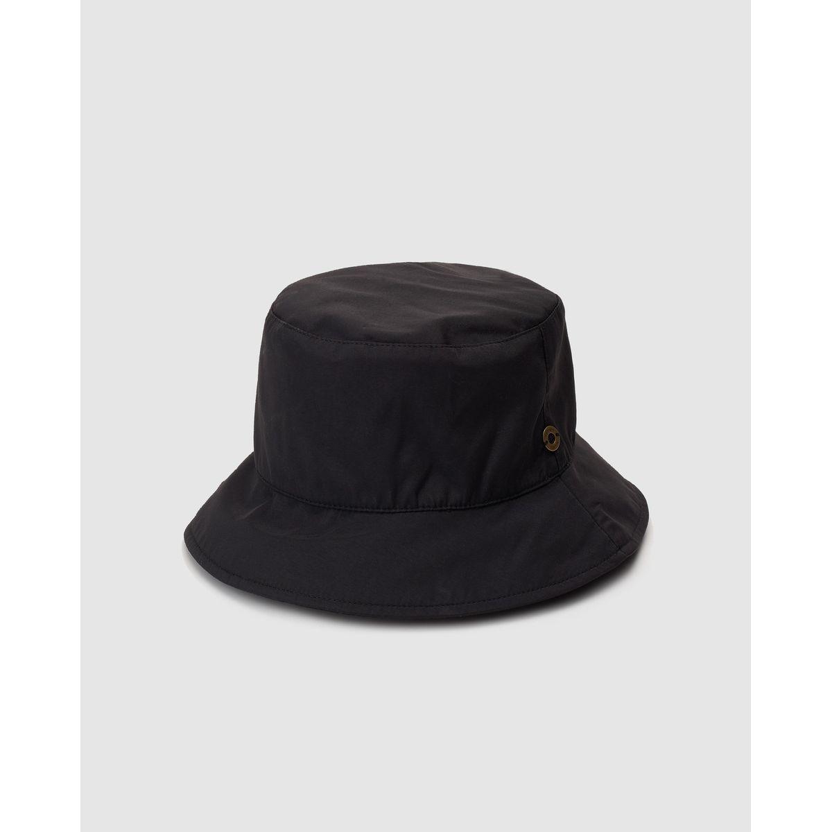 Chapeau de pluie Southern Cotton à intérieur contrastant