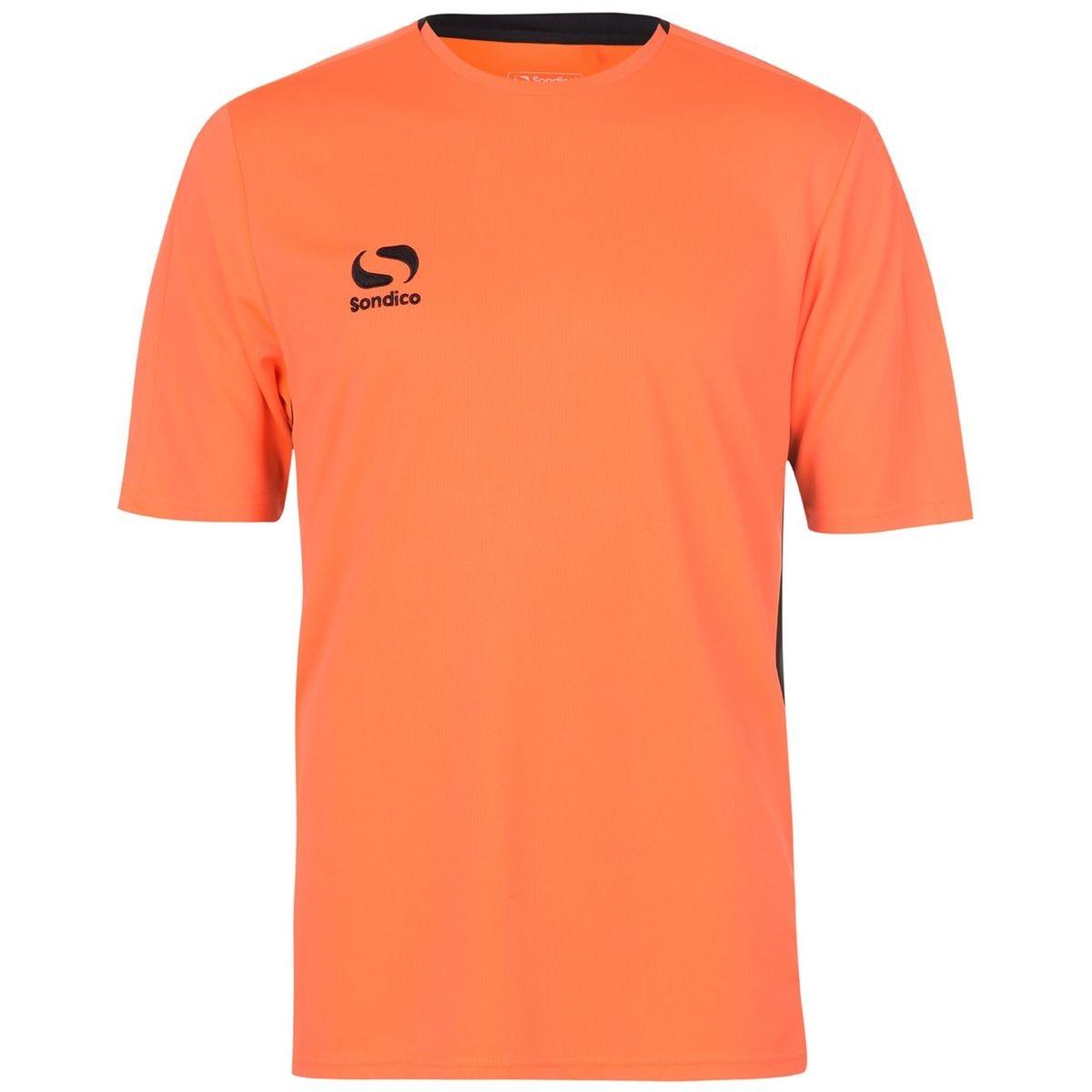 T-shirt de sport football à manches courtes