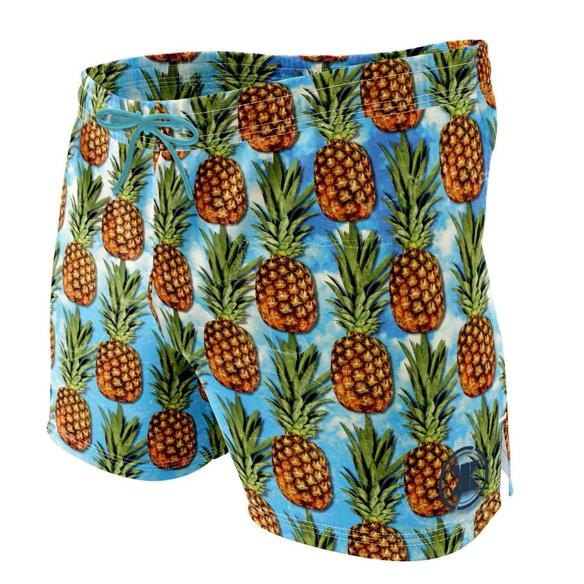 Short De Bain Pineapple
