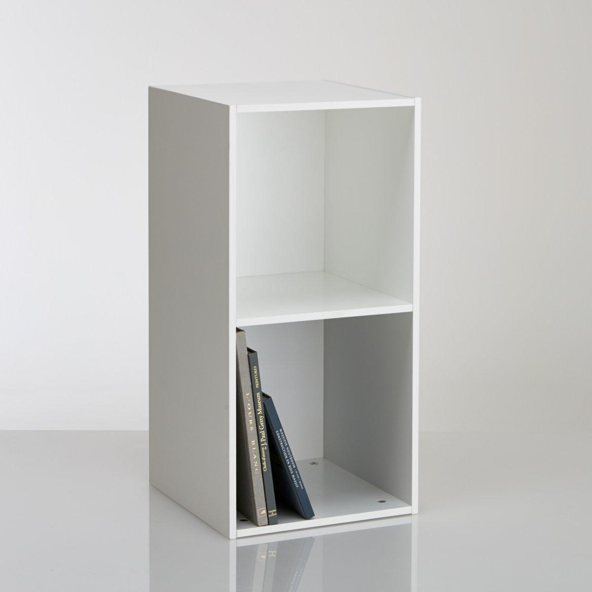 Etagère cube 2 cases, Mayeul