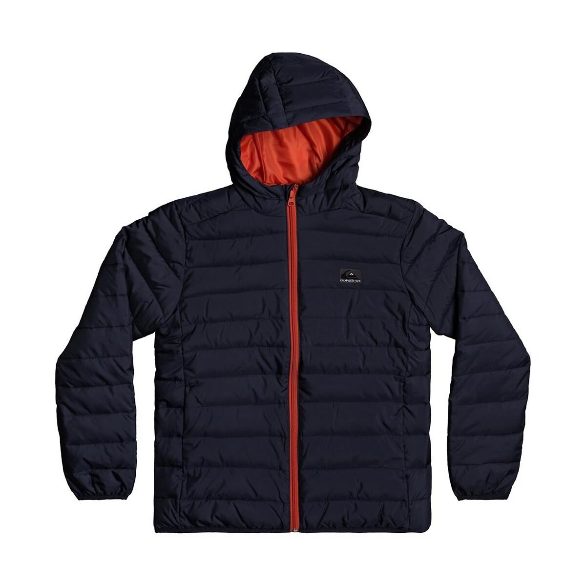 Куртка La Redoute Стеганая с капюшоном 8 - 16 лет 16 лет - 174 см синий куртка la redoute тонкая непромокаемая maxime xxl синий