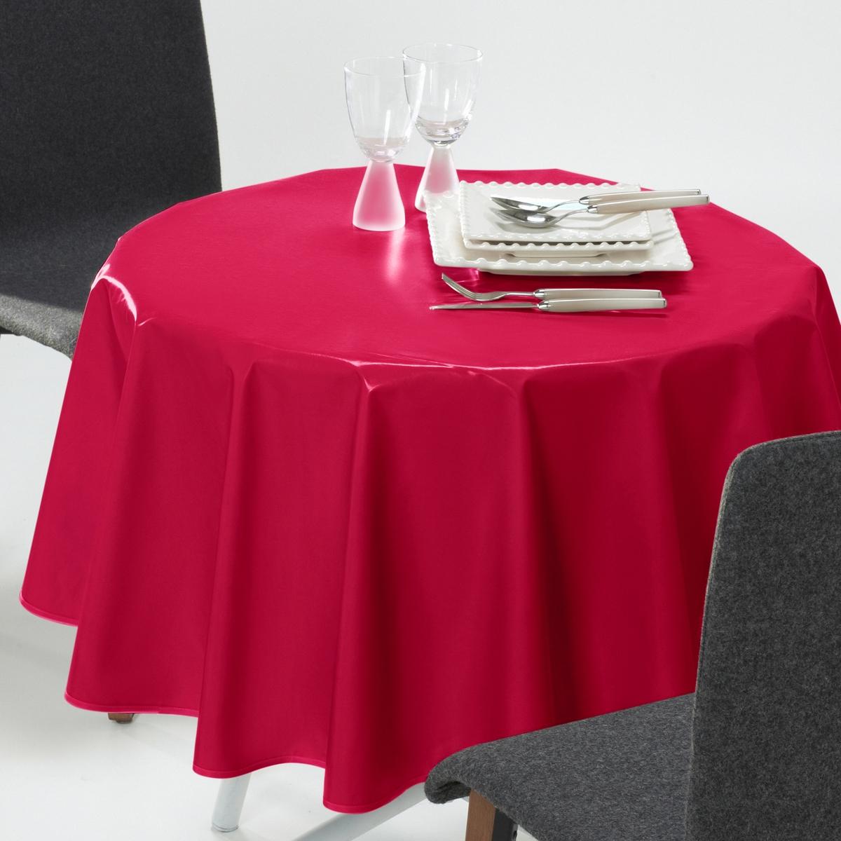 Скатерть однотонная Sc?nario из ПВХХарактеристики однотонной скатерти Sc?nario из ПВХ :Вощеная ткань 90% ПВХ, 10% полиэстера.Отделка бейкой..Откройте для себя всю коллекцию текстиля для столовой и все расцветки коллекции Sc?nario на сайте laredoute.ru.<br><br>Цвет: красный,серый