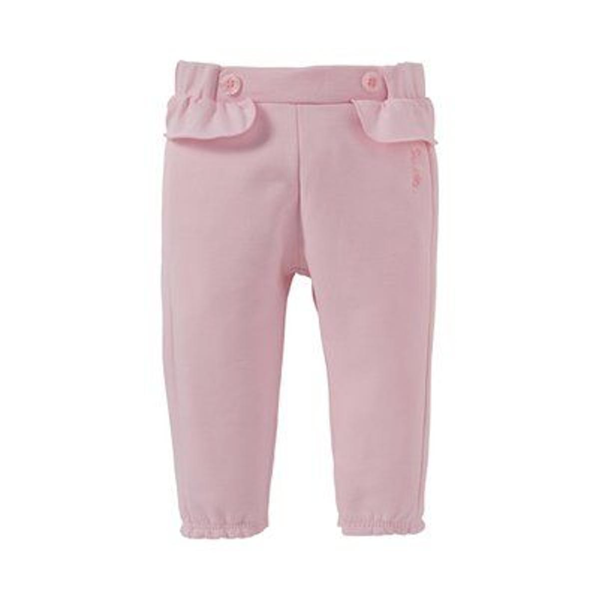 SANETTA Le pantalon sweat à ruchés pantalon bébé