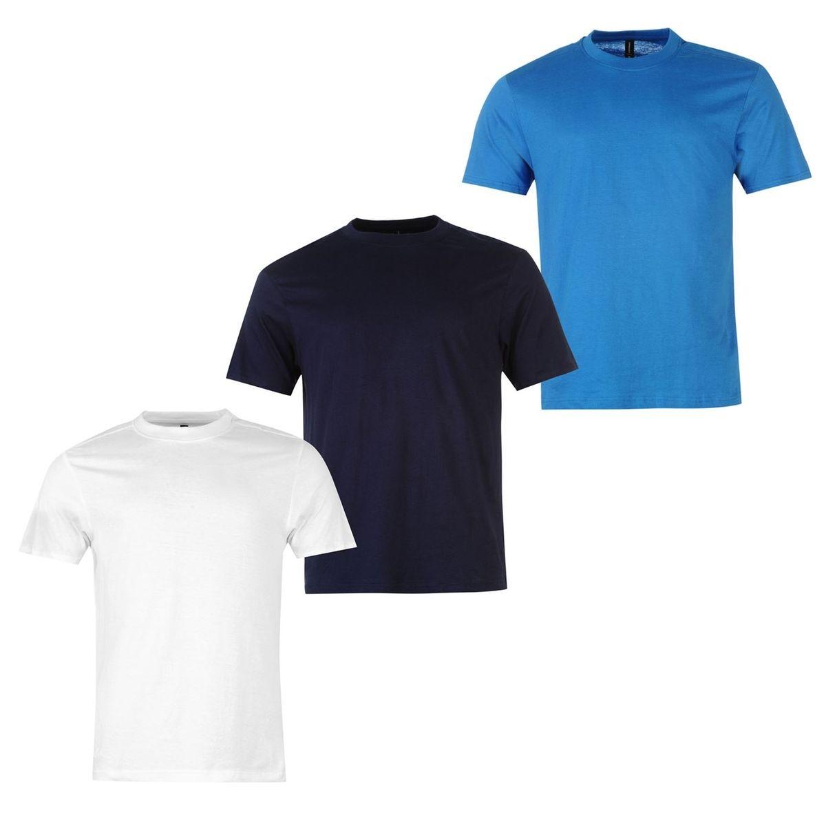 Lot de 3 t-shirts basiques
