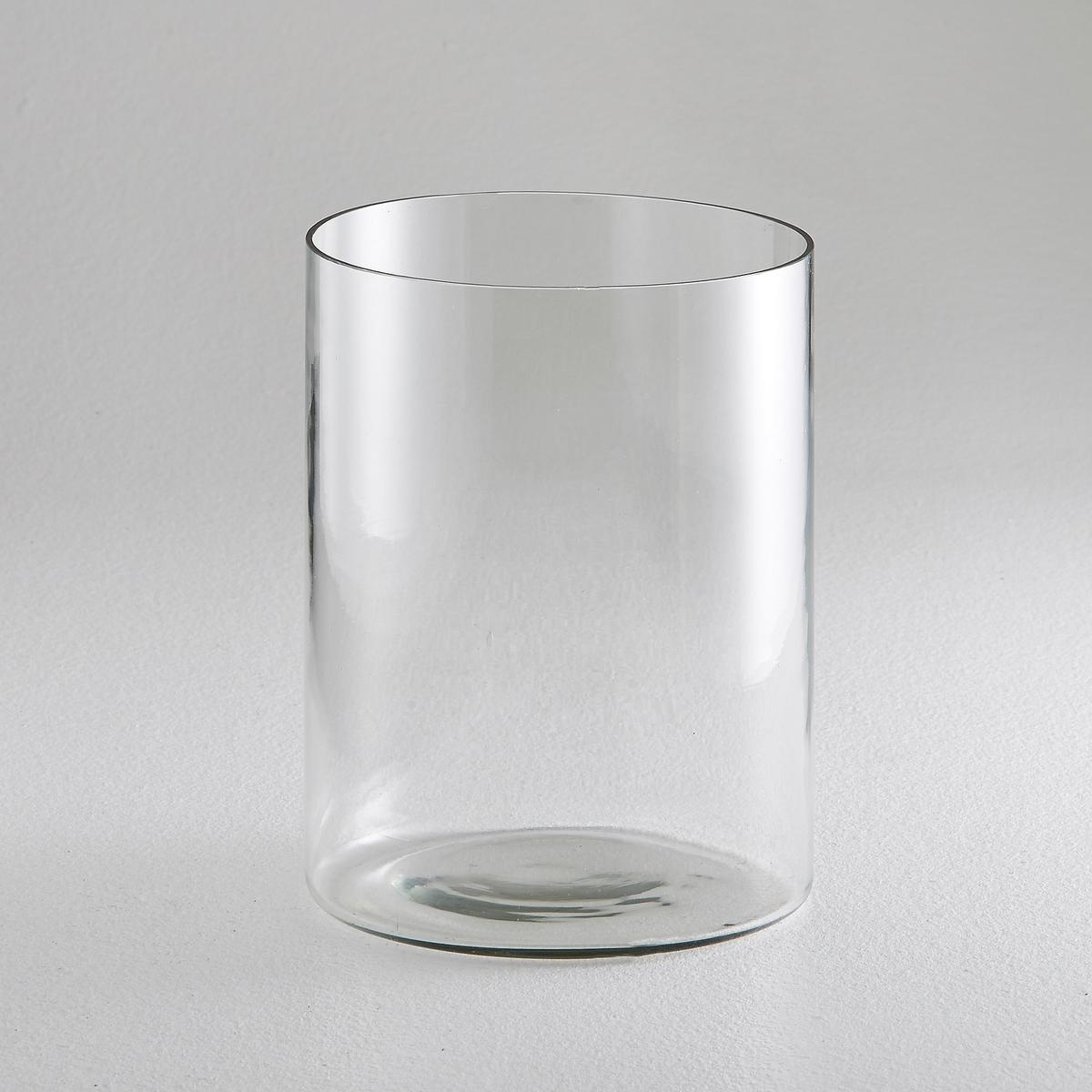 Ваза декоративная, 2 варианта отделки, EzioХарактеристики вазы Ezio :Ваза из прозрачного стекла или пузырчатого стекла.Откройте для себя всю коллекцию ваз и предметов декора на сайте laredoute.ru.Размеры вазы Ezio :Размеры. 1 вазы : Выс. 20 x Диаметр 15 см<br><br>Цвет: стеклянный прозрачный