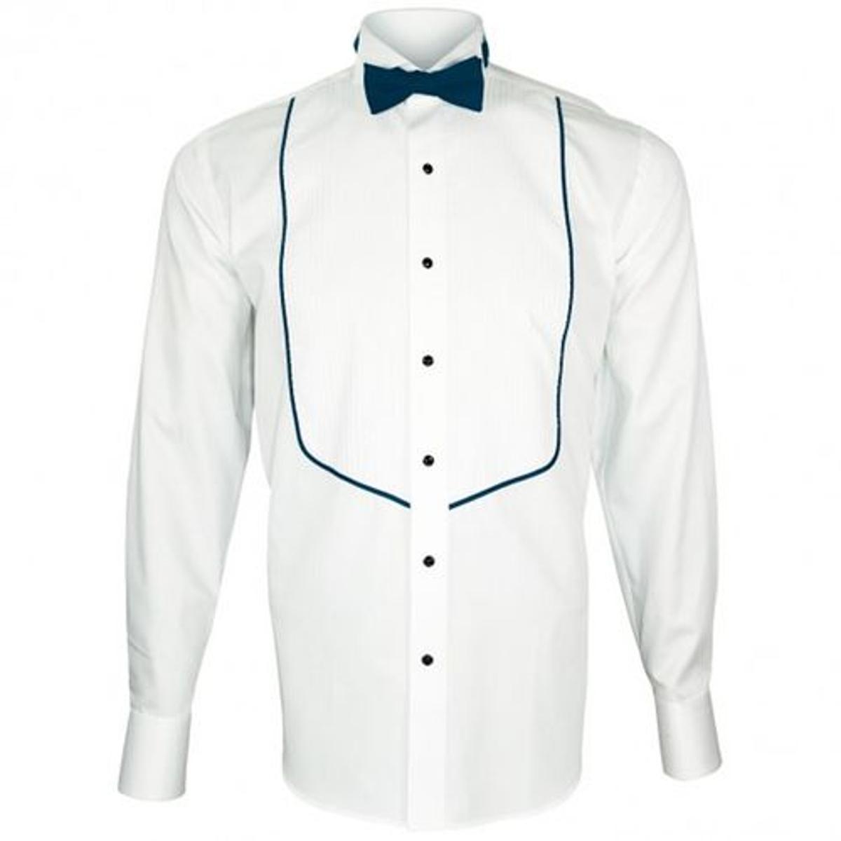 chemise col casse gentleman