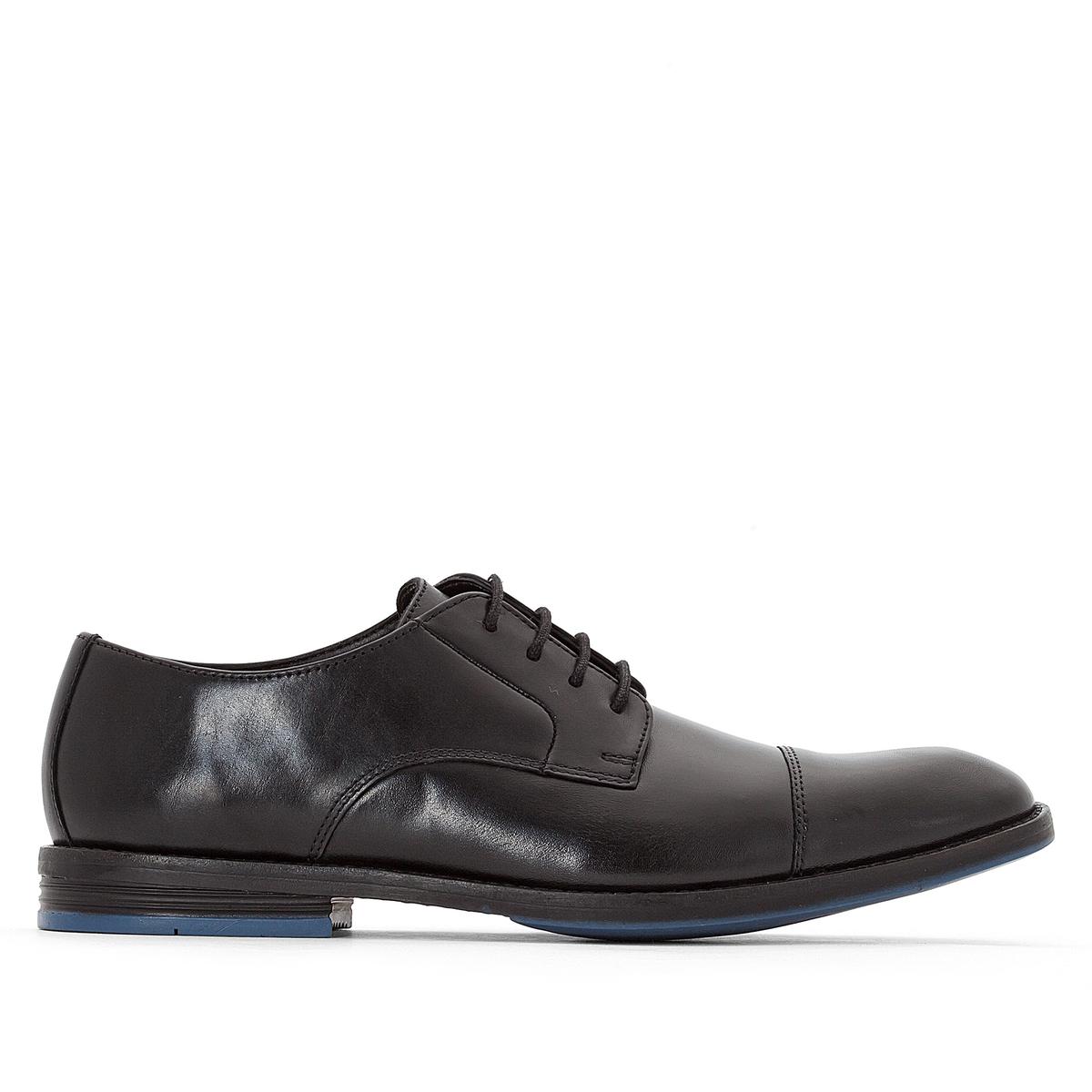 Ботинки-оксфорды кожаные Prangley Cap