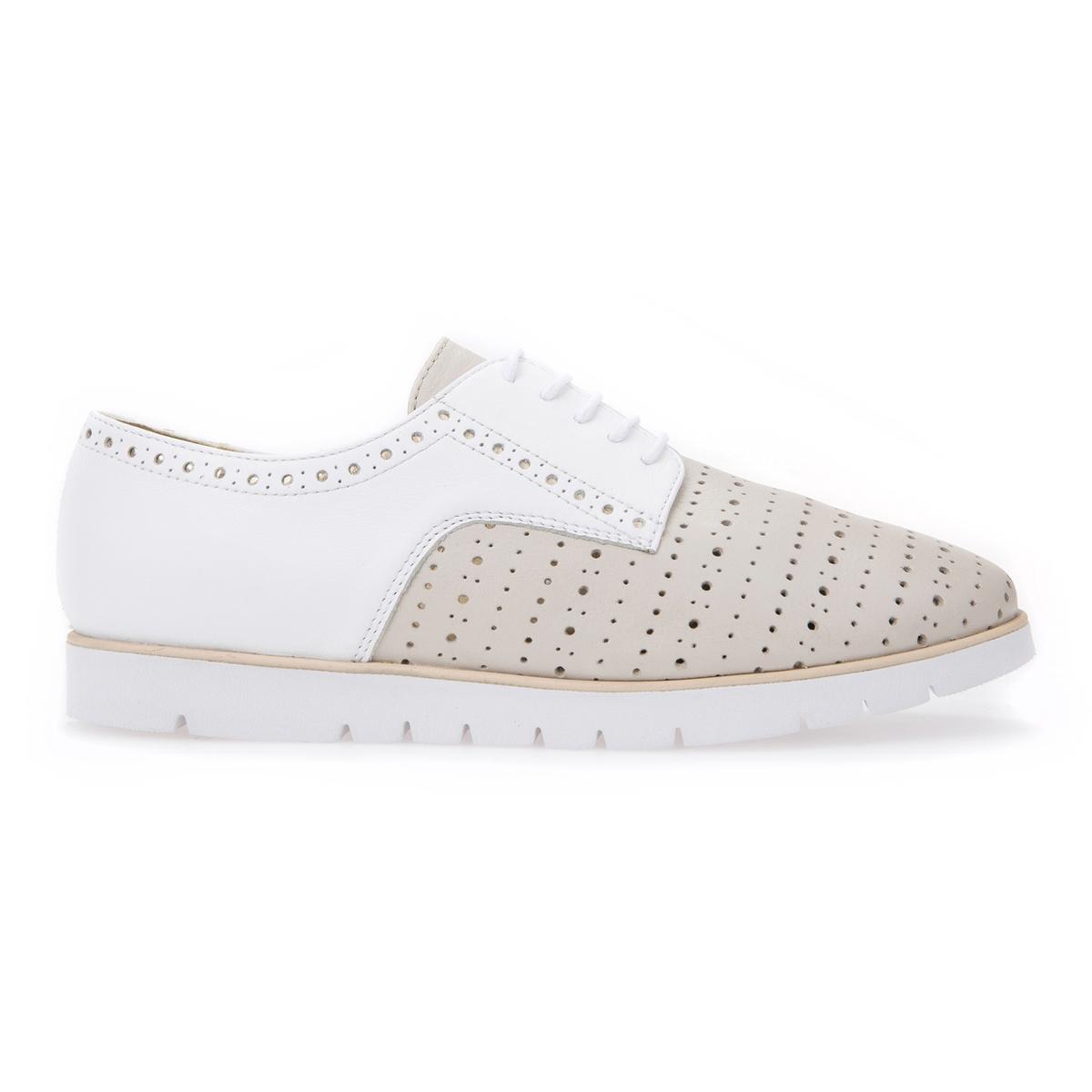 Ботинки-дерби кожаные D KOOKEAN D ботинки дерби d janalee a