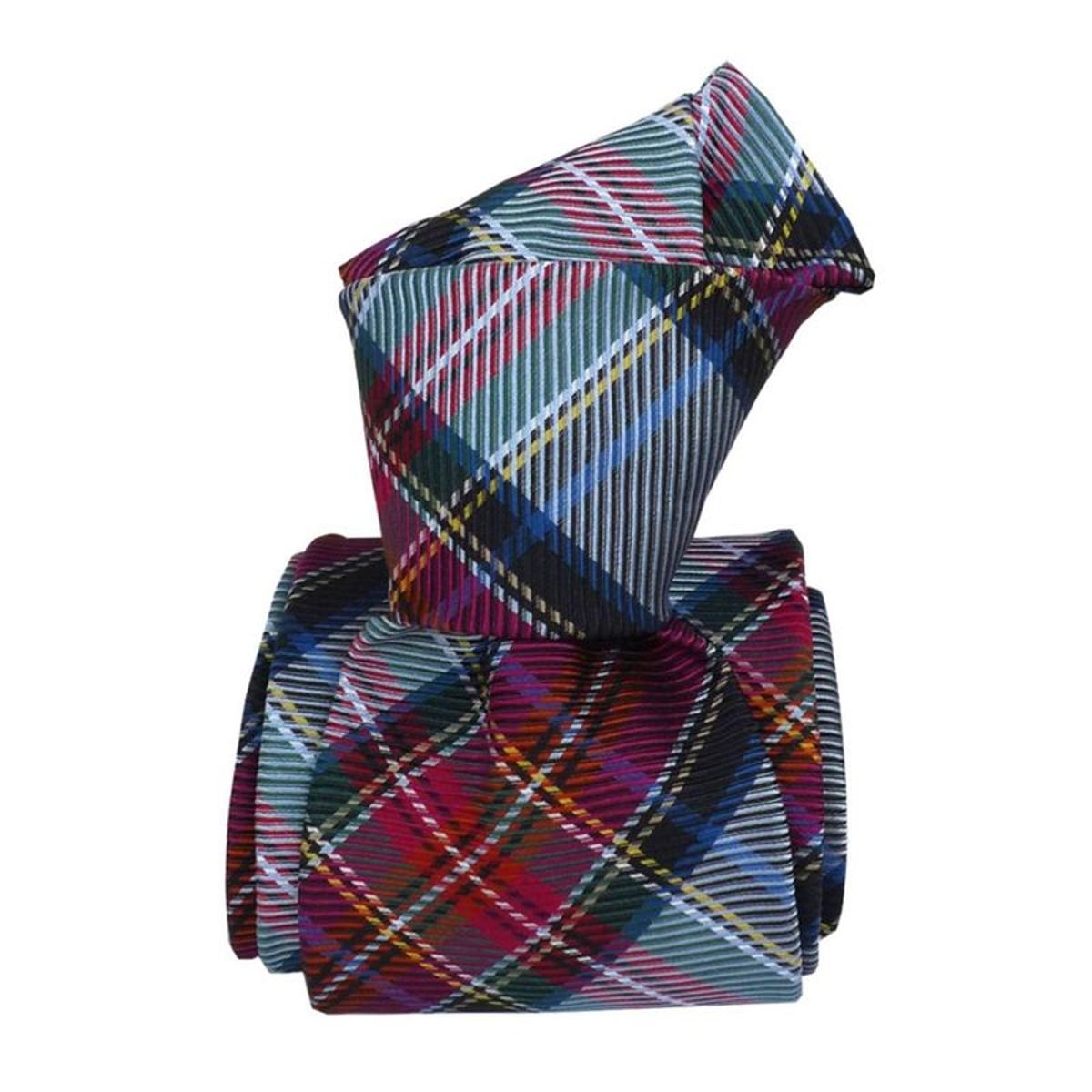 Cravate classique  en soie  BORETTO