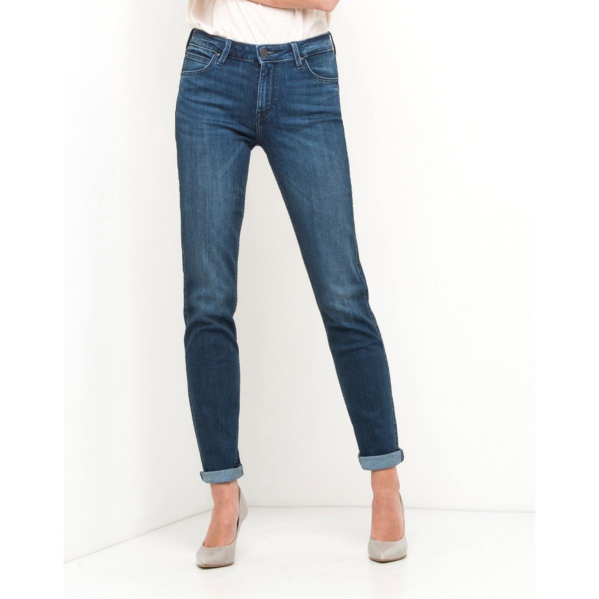 Jeans slim, vita normale, lunghezza 31