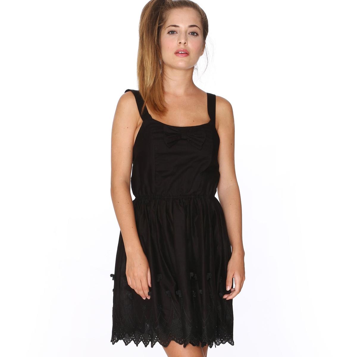 Платье без рукавов с открытой спинкой PEPALOVES, Dress Isabel