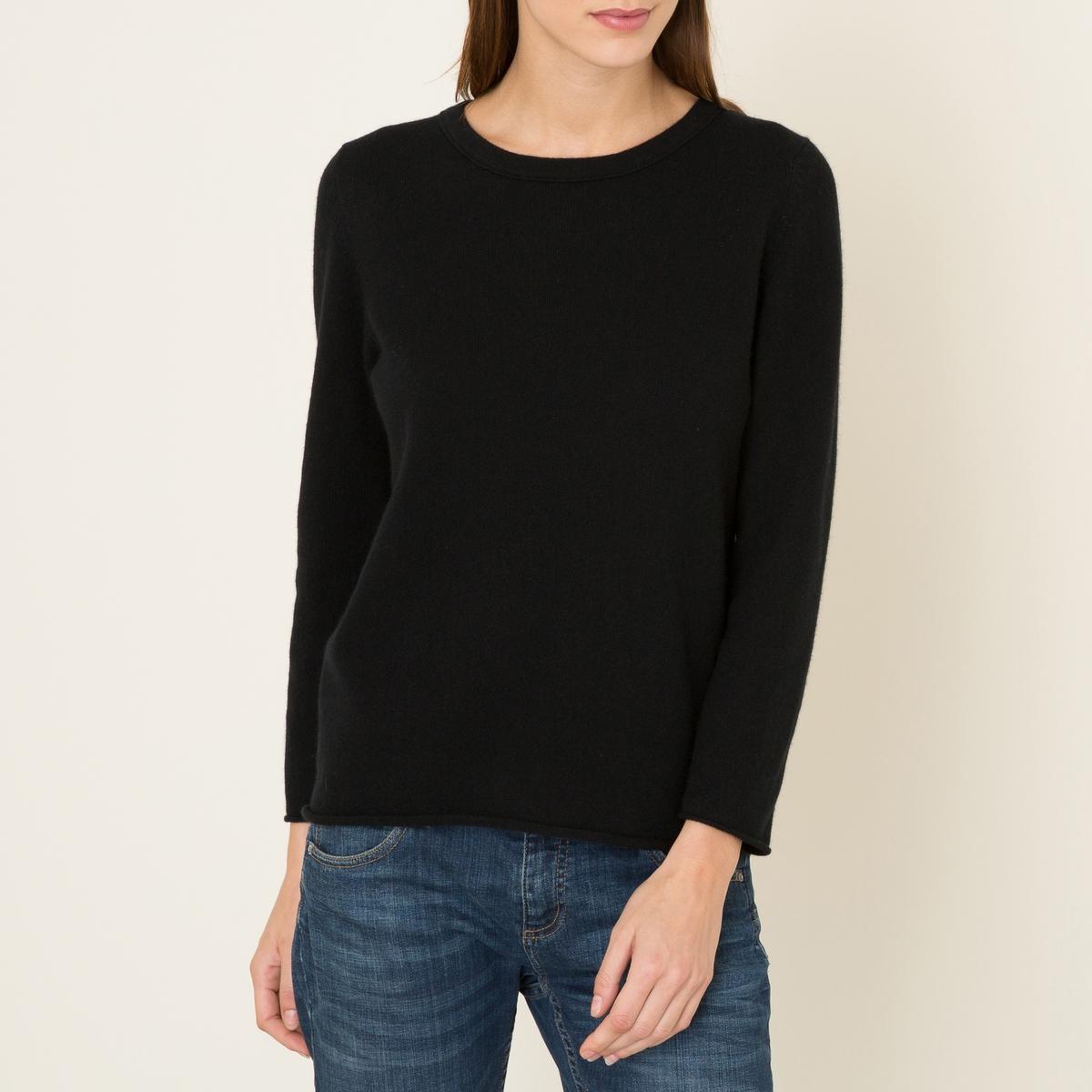 Пуловер HANNAH, 100% кашемирСостав и описание :         Материал : 100% кашемир          Марка : LA BRAND BOUTIQUE<br><br>Цвет: черный
