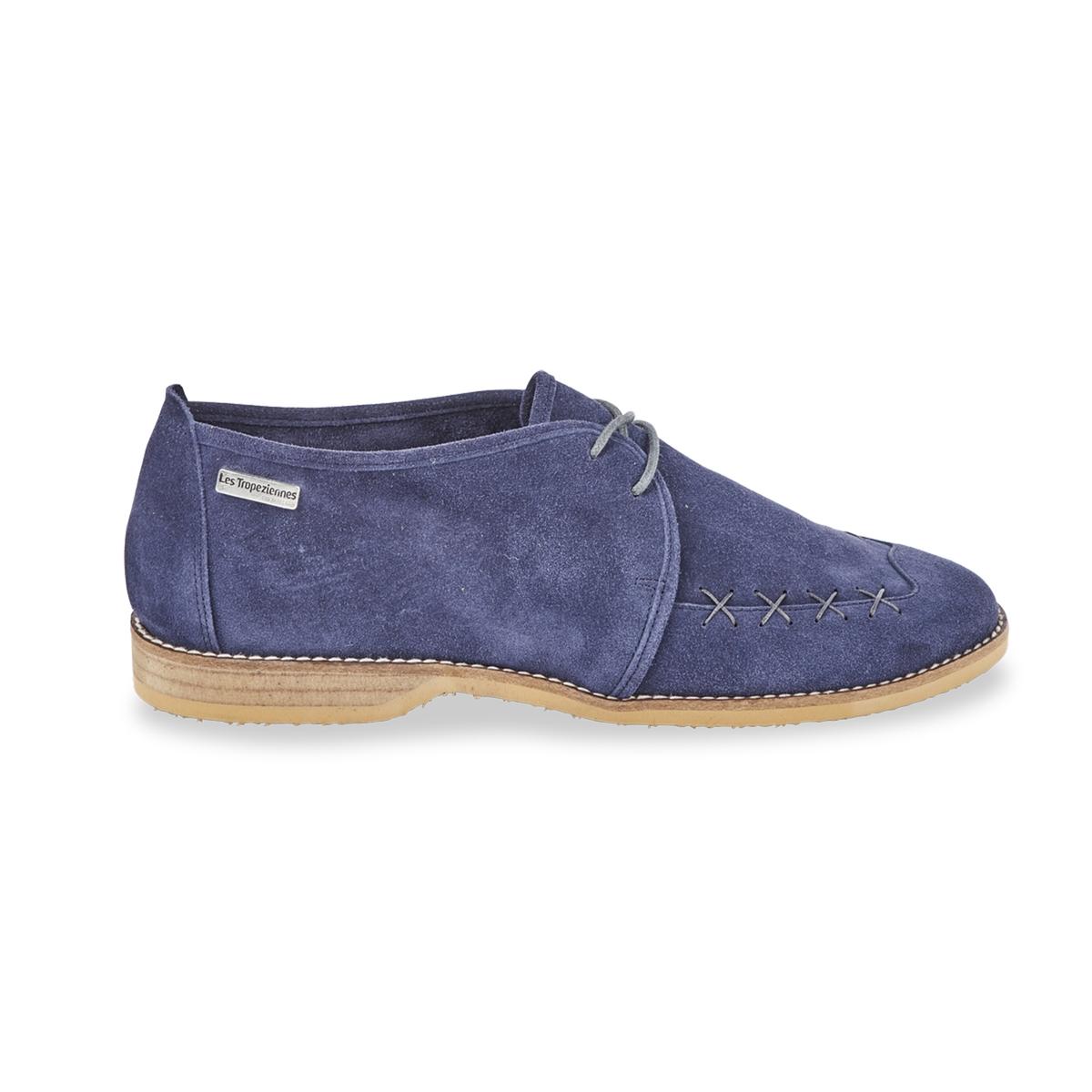 Ботинки-дерби из спилка Origin ботинки из спилка