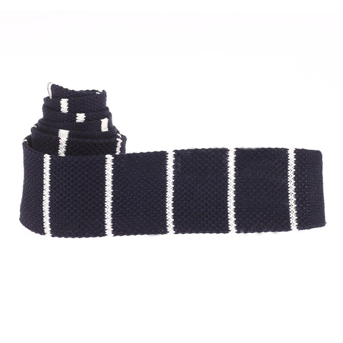 Cravate Coton