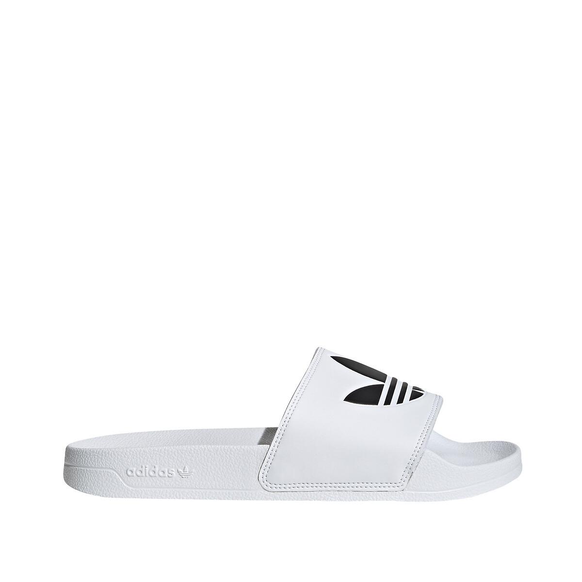Adidas Originals Adilette Lite badslippers wit/zwart online kopen