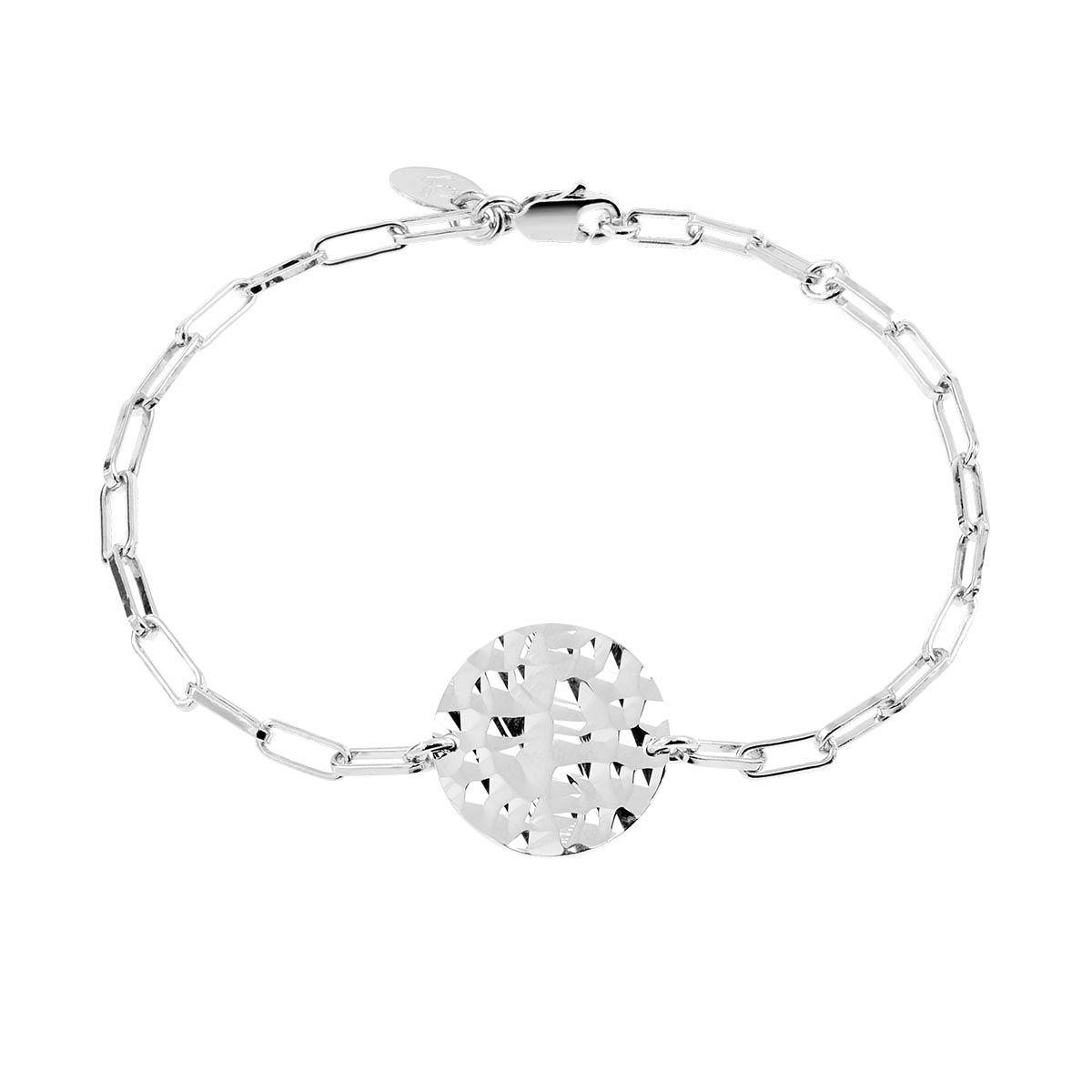 Bracelet L'AVARE en Argent 925/1000