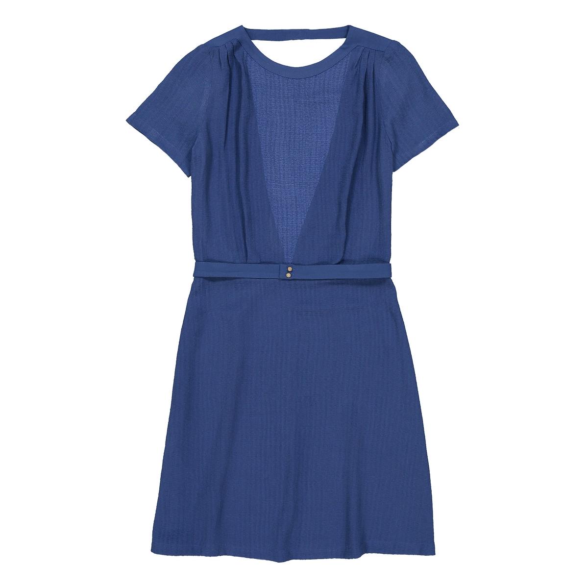 Платье с открытой спиной AMELIA sessun рубашка с длинными рукавами