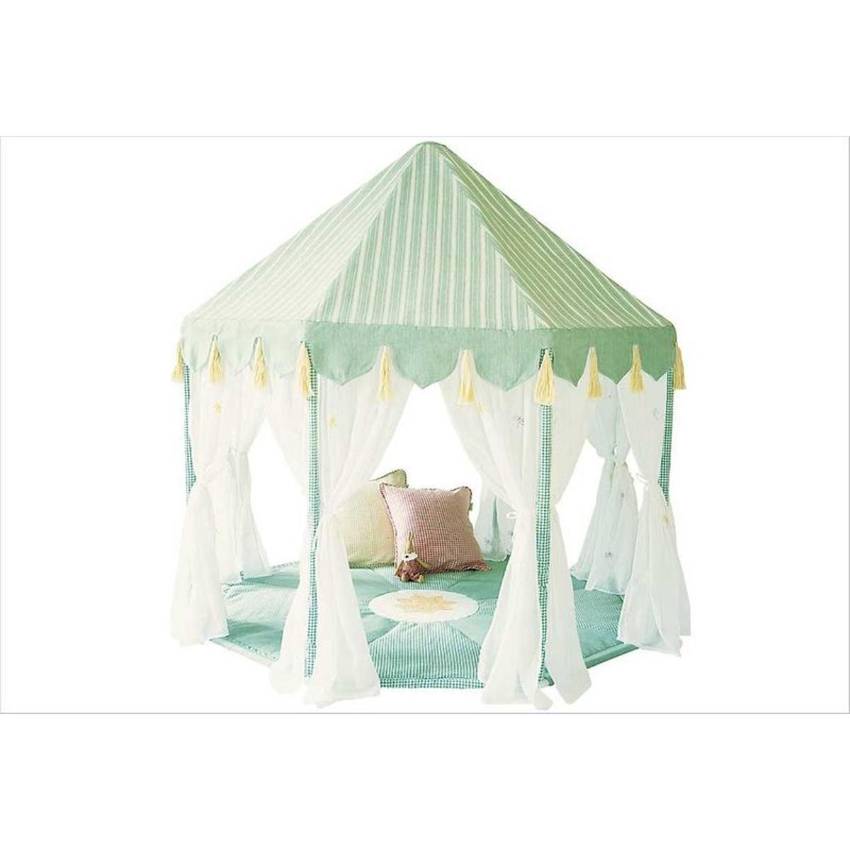 Tente pavillon verte Win Green