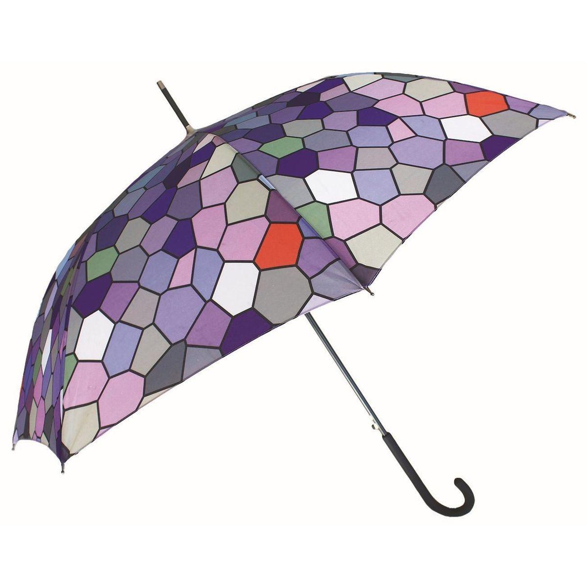 Parapluie Dans l air du temps - imprimé vitrail