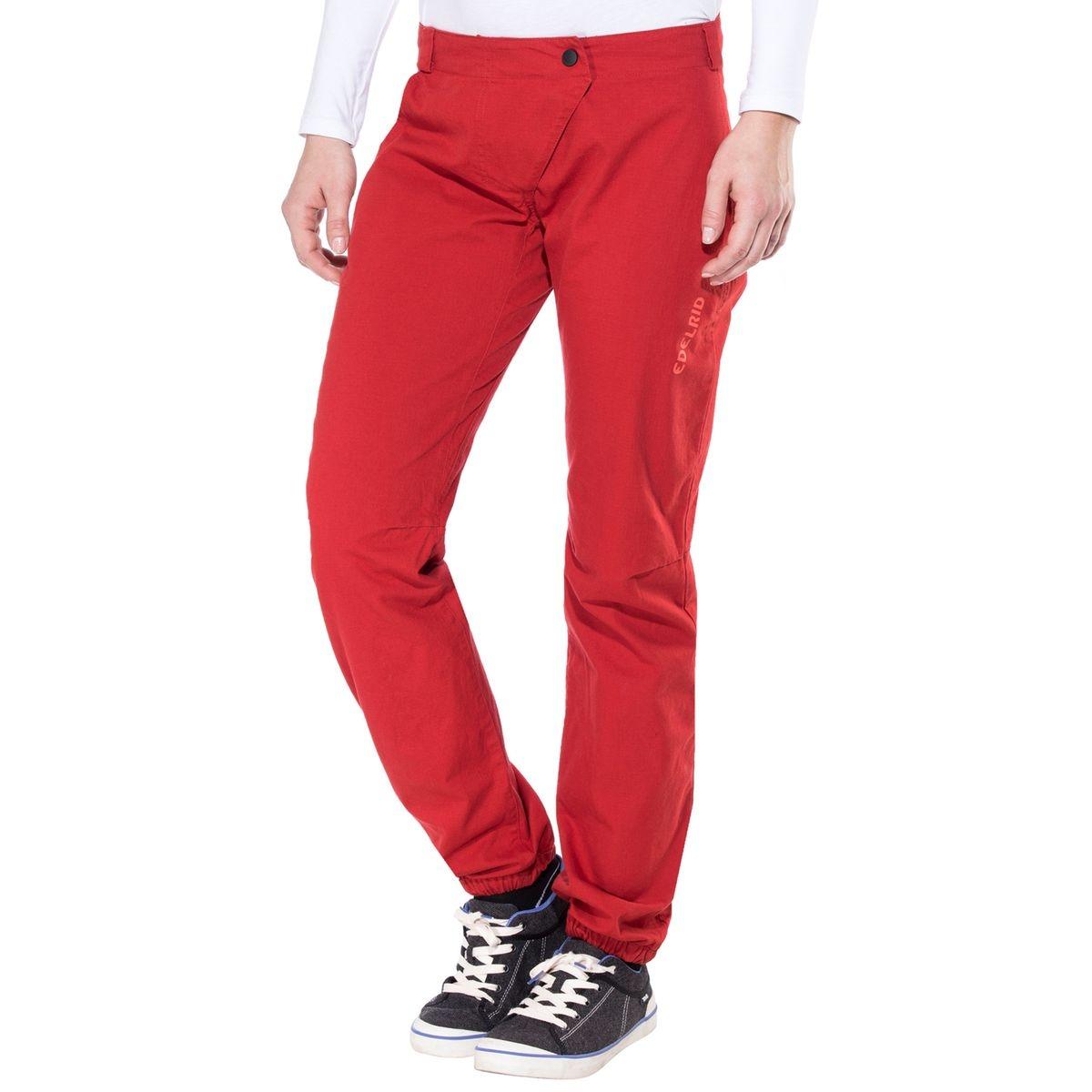 Rope Rider - Pantalon Femme - rouge