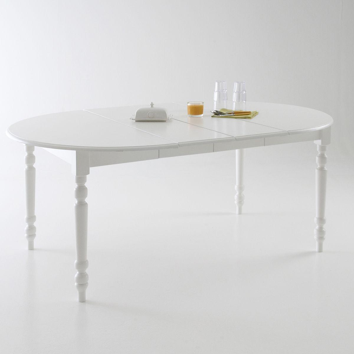 La Redoute Interieurs Table ronde, 4 à 8 couverts, Authentic Style 50bdd79055ca