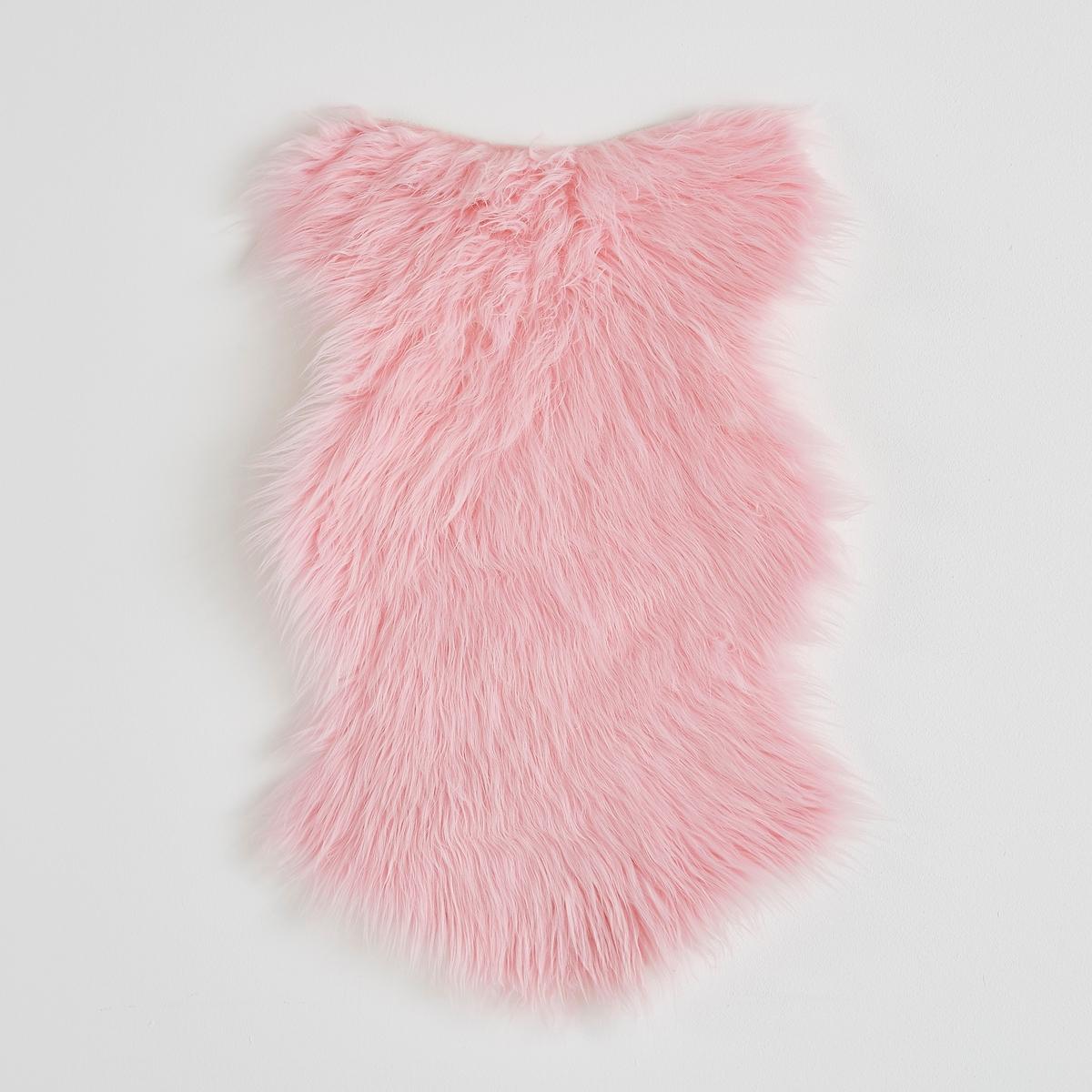 Ковер La Redoute Shipa 55 x 90 см розовый