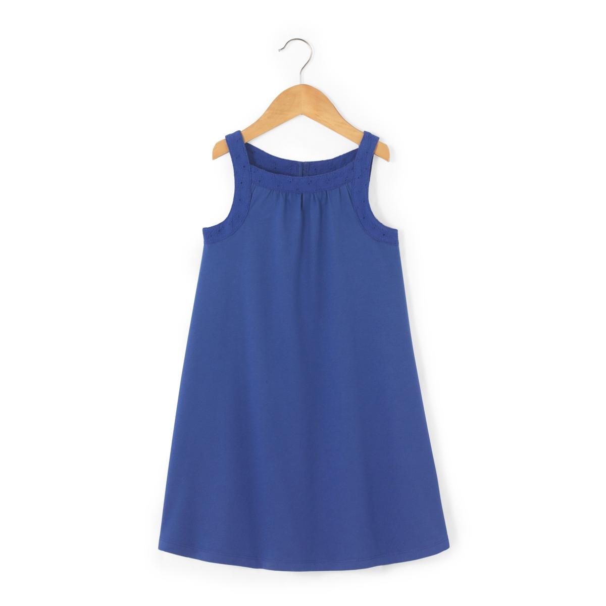Платье без рукавов, 3-12 лет