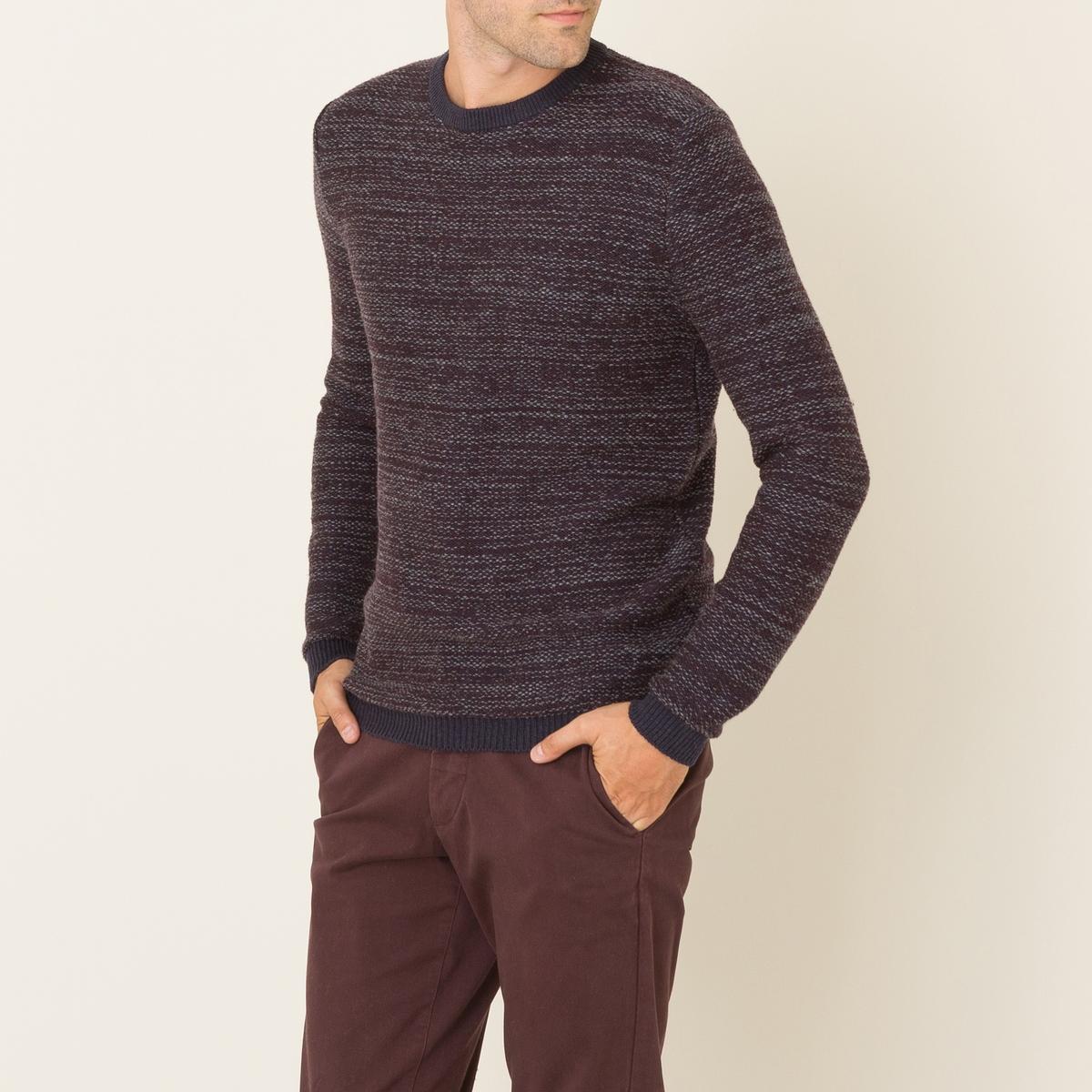 Пуловер SANTAСостав и описание Материал : 92% хлопка, 8% кашемираМарка : HARRIS WILSON<br><br>Цвет: темно-синий