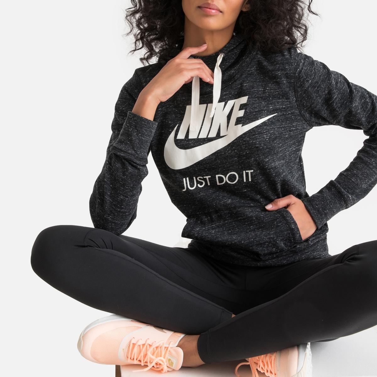Sudadera con cremallera y capucha Nike Gym Vintage
