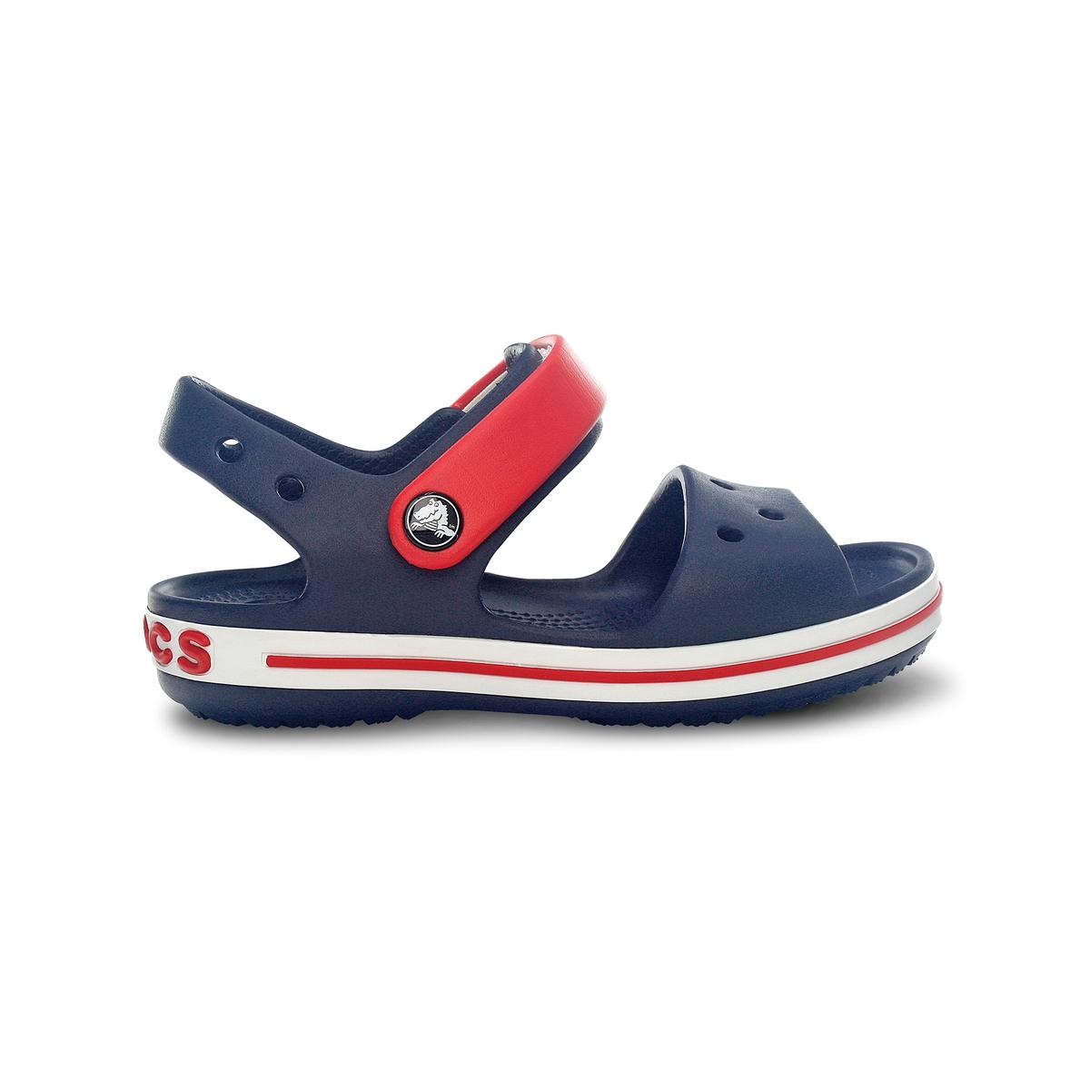 цена Сандалии La Redoute Crocband Sandal Kids 32/33 синий онлайн в 2017 году