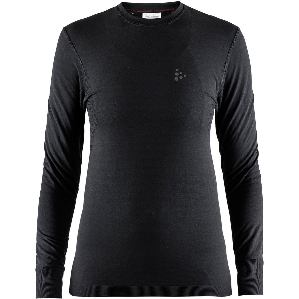 Warm Comfort - Sous-vêtement Femme - noir