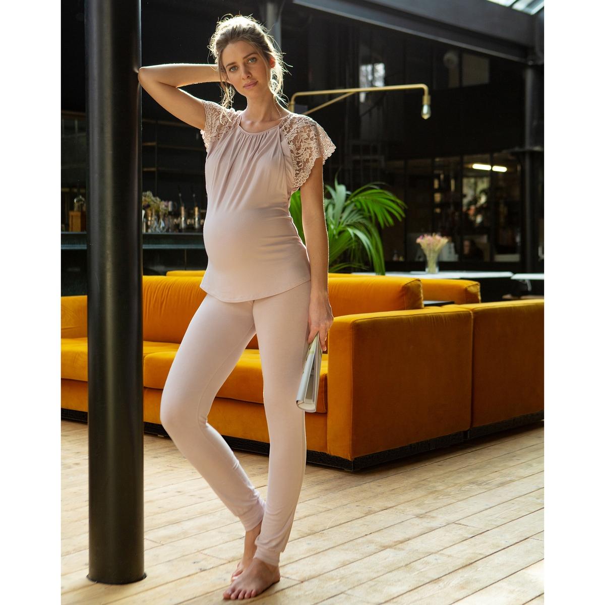 Леггинсы La Redoute Для периода беременности Sofia L розовый комод sofia