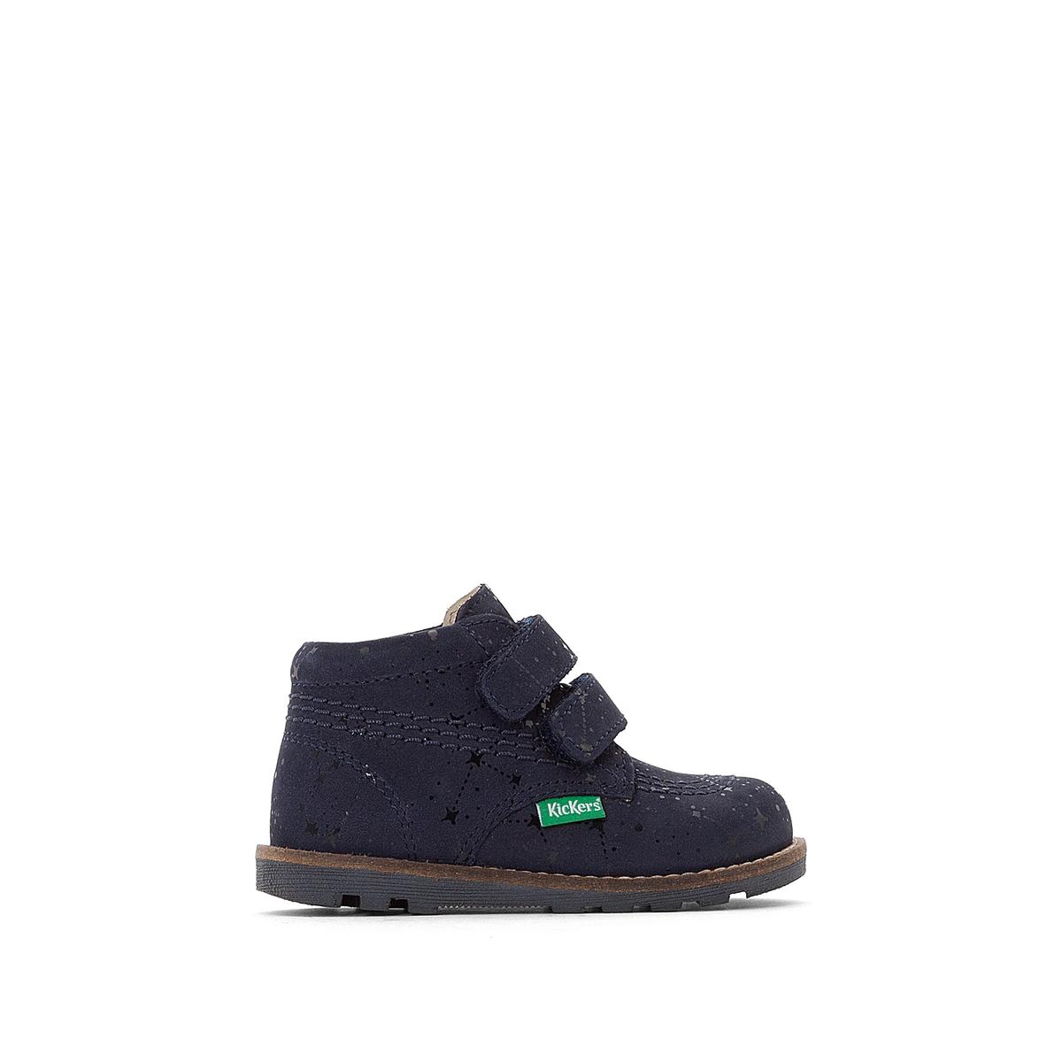Boots pelle Nonomatic