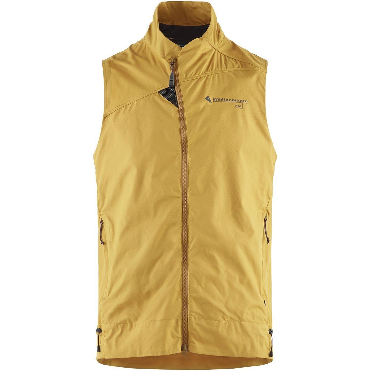 Nal - Veste Homme - jaune