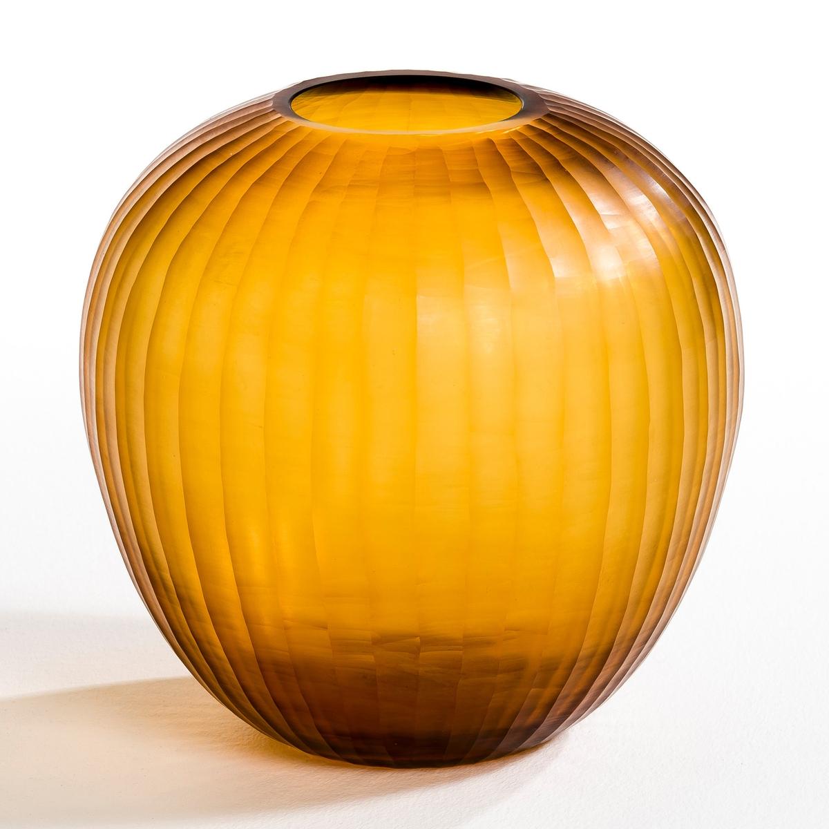 Ваза стеклянная Ysalis<br><br>Цвет: янтарь<br>Размер: единый размер