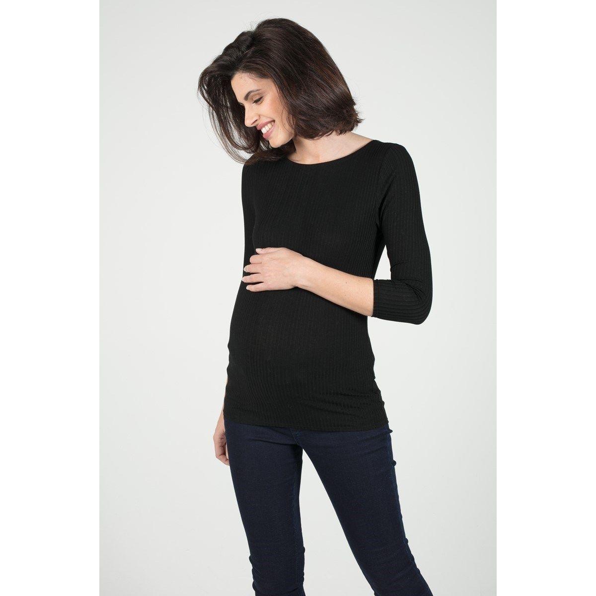Top décolleté dos pendant après grossesse