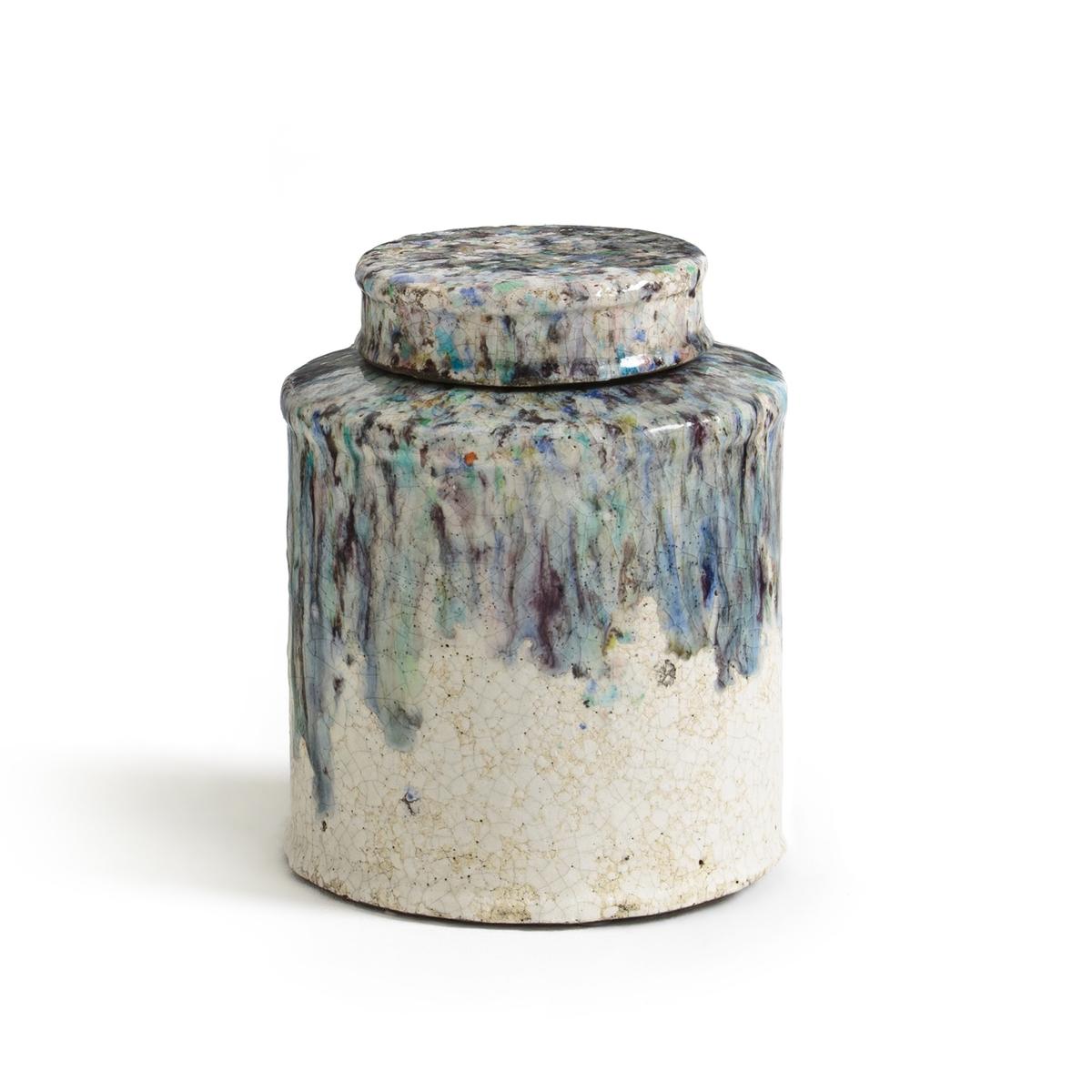 Кувшин La Redoute Маленький Eleanor единый размер синий кувшин la redoute из керамики sanna единый размер каштановый
