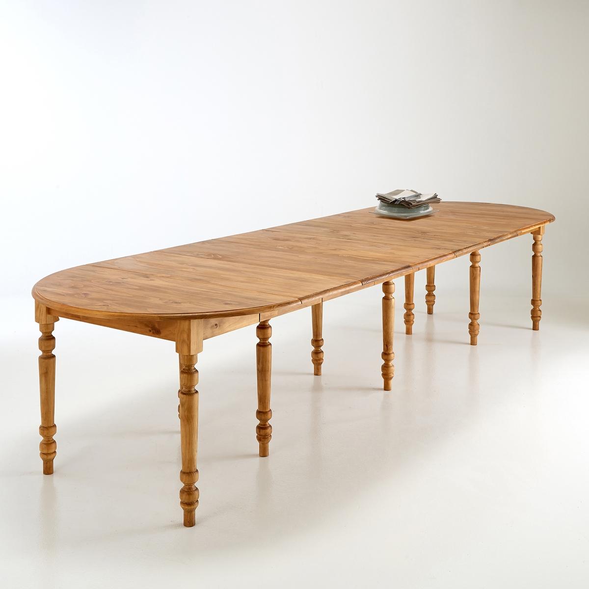 Стол круглый 4-16 приборов, Authentic Style