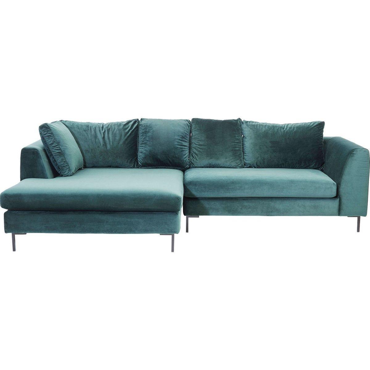 Canapé d'angle Gianna gauche Kare Design