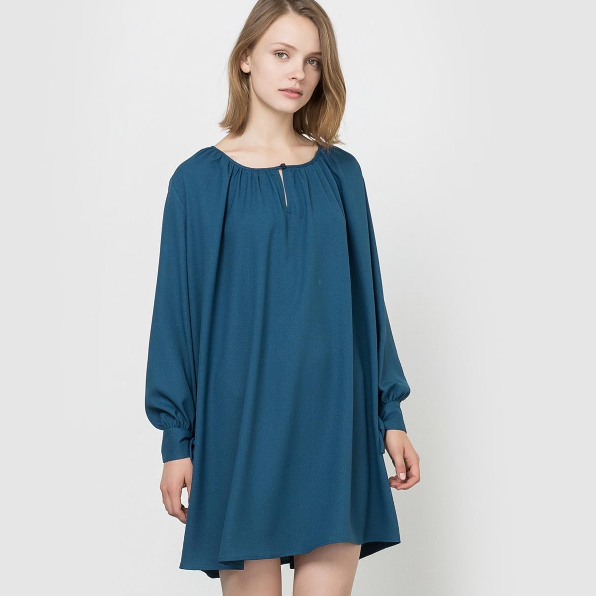 Платье свободного покроя