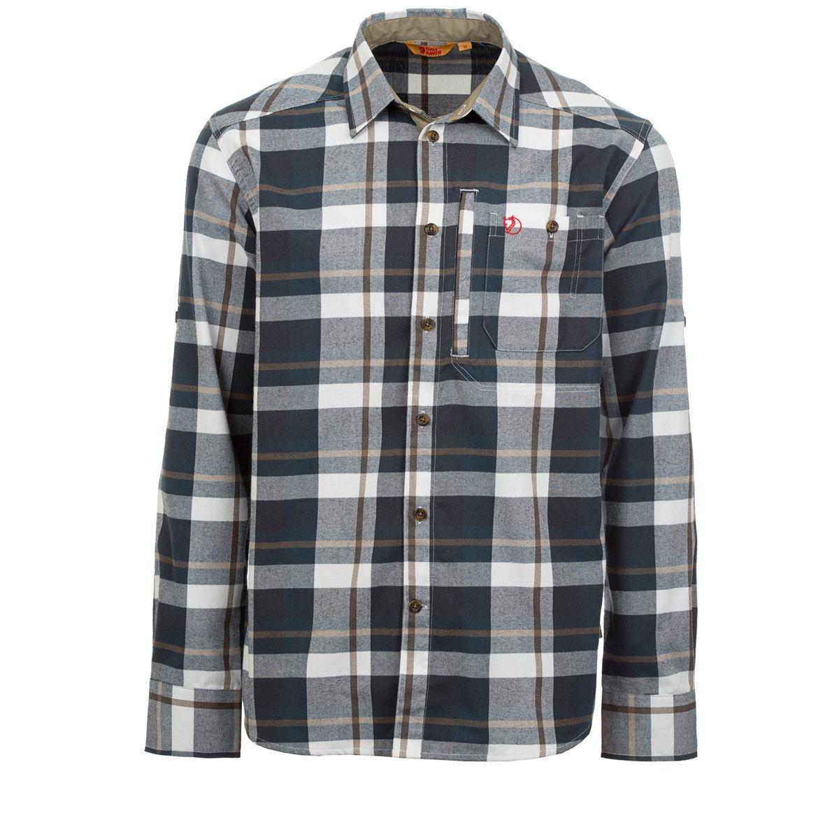 Men's Fjällglim chemise bleu foncé