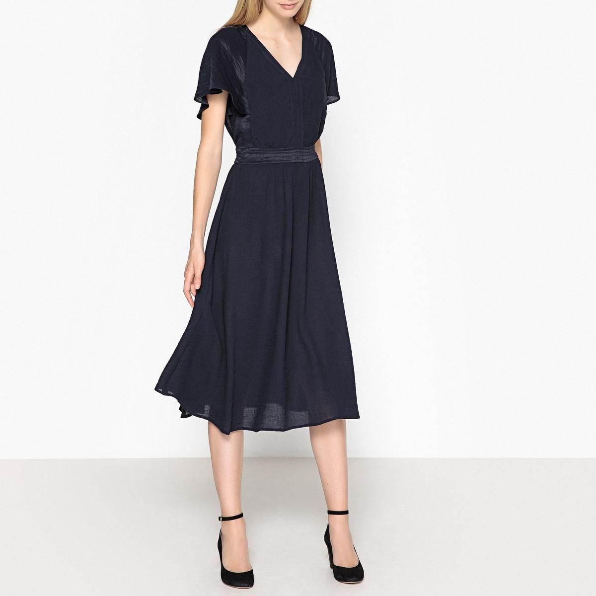 Платье с открытой спиной GOLDANA