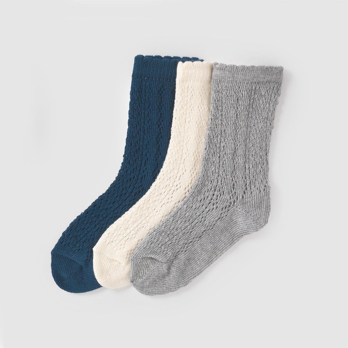 Носки оригинальные (комплект из 3 пар) носки 7 пар quelle s oliver 599355