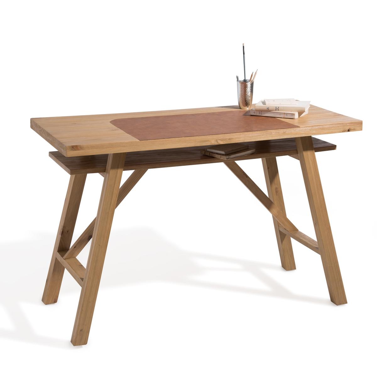 Стол письменный из сосны ASAYO