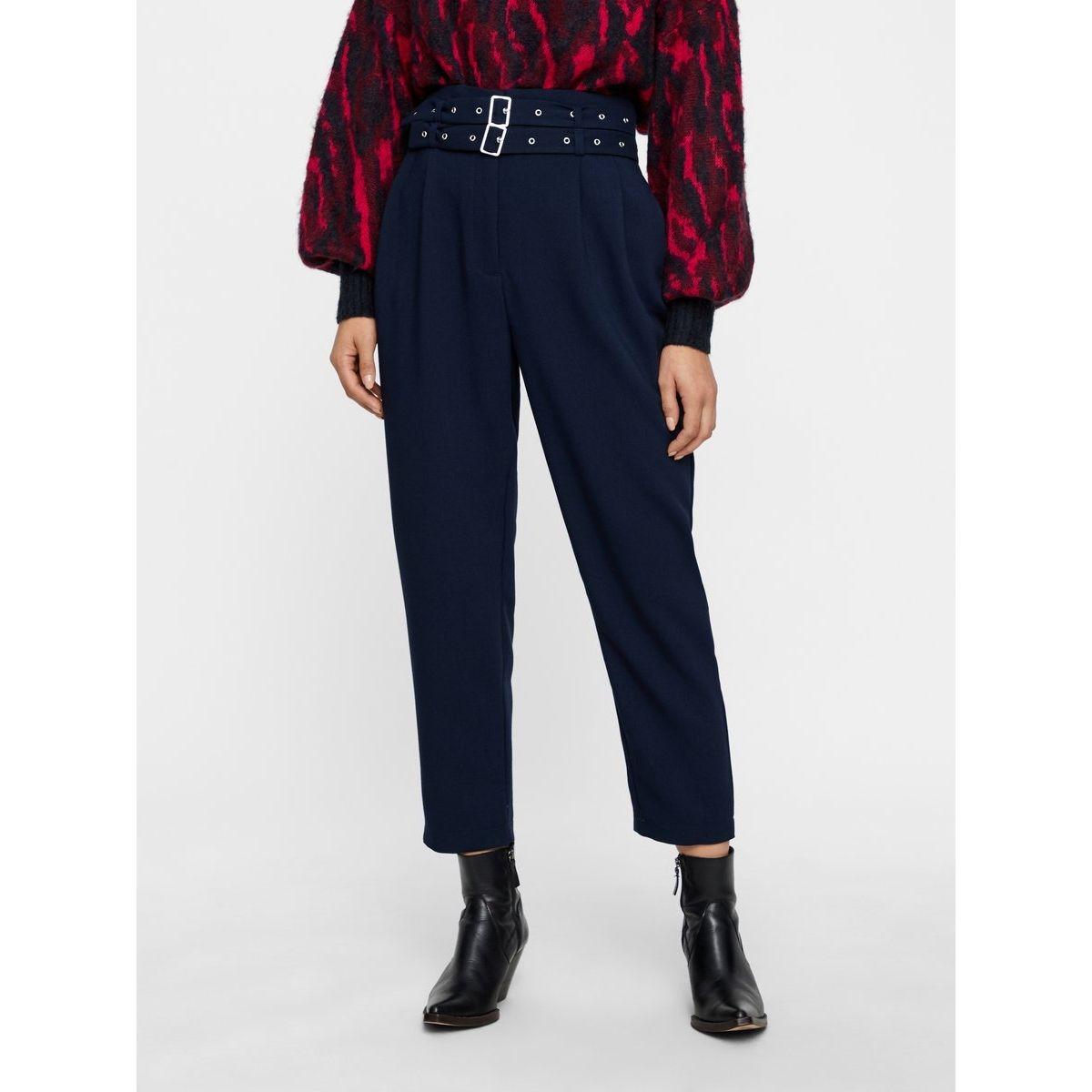 Pantalon Double ceinture